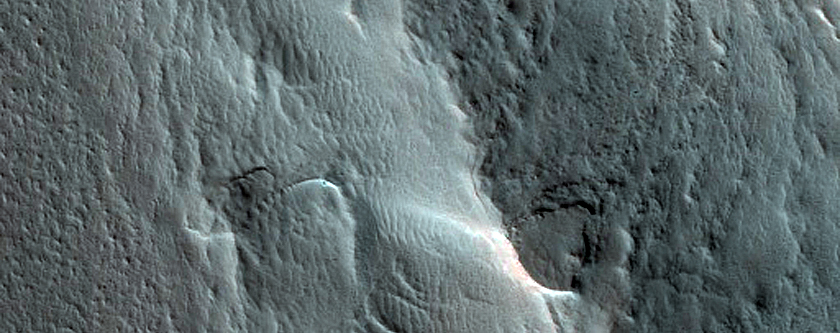 Avalanche Monitoring on North Polar Layered Deposits Scarp