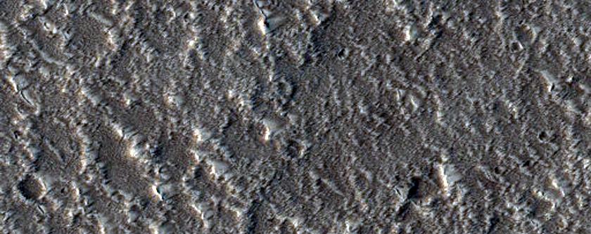 Northern Mid-Latitude Terrain