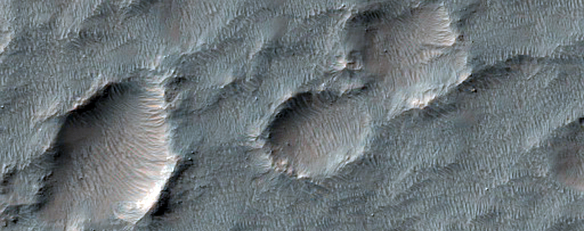 Secondary Crater Fields