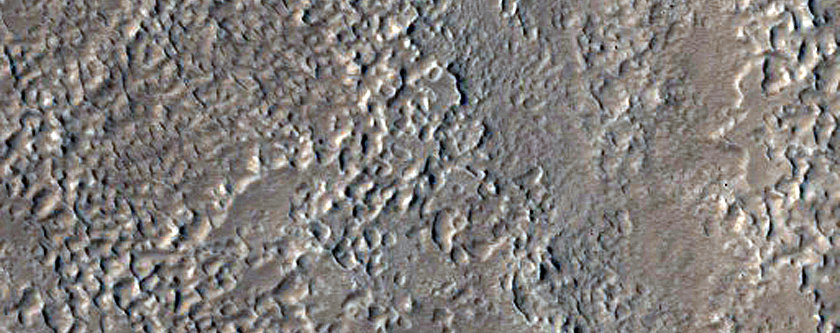 Fractures in Northern Mid-Latitude Terrain
