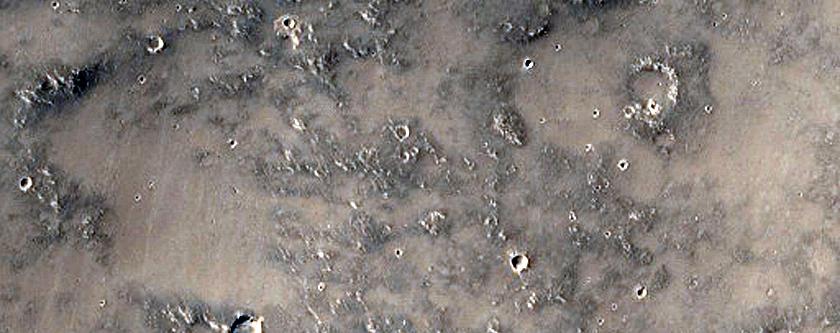Terrain Sample in Northern Terra Cimmeria
