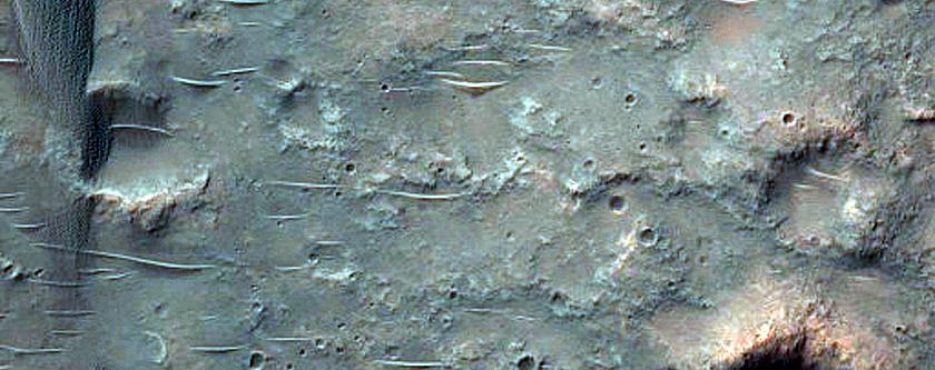 Terra Cimmeria Dune Monitoring