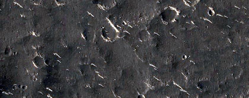 Utopia Planitia Landform