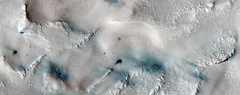 Olympia Undae Dune-Ice Monitoring