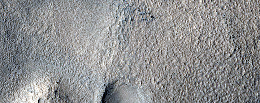 Mounds and Craters