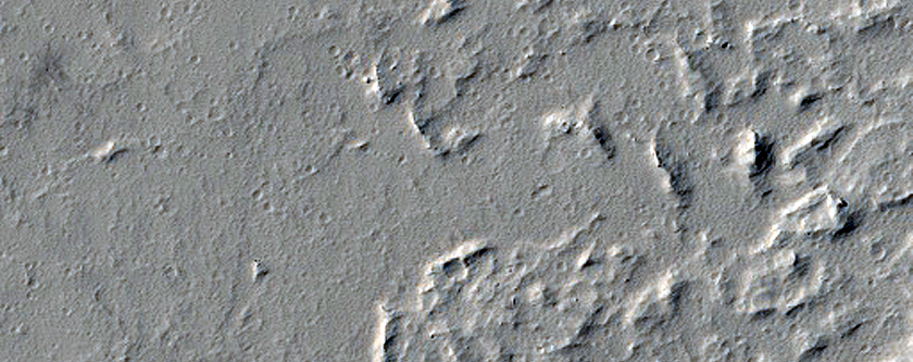 Candidate New Impact near Kasei Valles