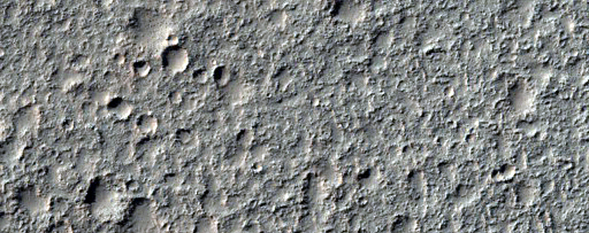 Possible Iron and Magnesium-Rich Clays in Atlantis Chaos