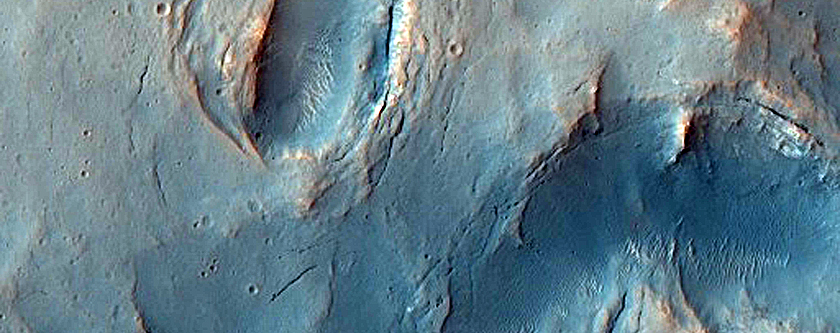 Possible Subsurface Void Pits in Kasei Valles
