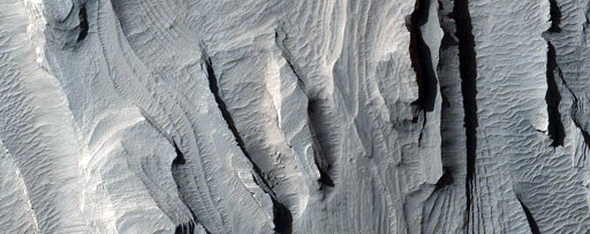 Possible Quasi-Periodic Bedding in Zephyria Planum
