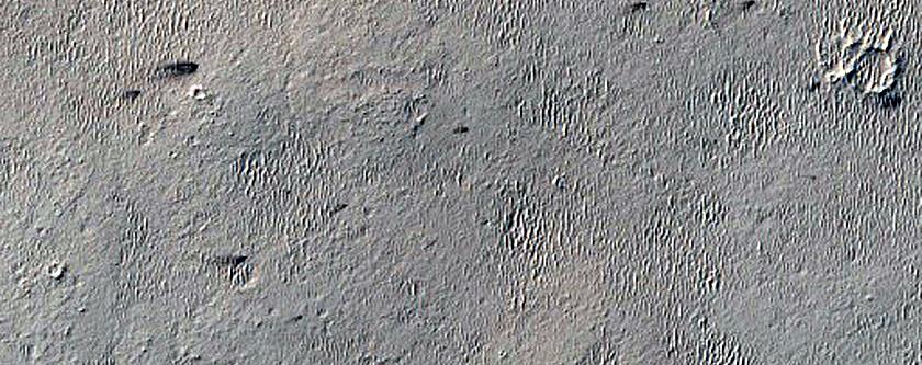 Dispersed Recent Impact Cluster