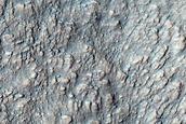 Fresh 2-Kilometer Crater