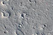 Cratered Cones in Kasei Valles