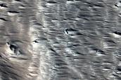 Karzok Crater Slope Monitoring