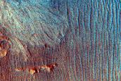 Mojave Crater North Rim