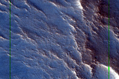 Crater Ejecta Margin