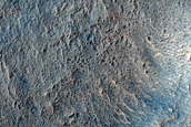 Margins of Reull Vallis