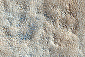 Flow-Like Feature within Adamas Labyrinthus