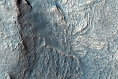 Surface Features in Hellas Planitia