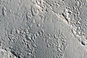 Terrain Sample in Arabia Region