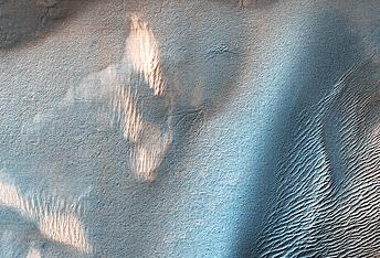 Bright and Dark Dunes