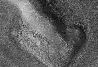 Protonilus Mensae Glaciation