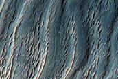 Light-Toned Deposits along Western Ius Chasma Floor