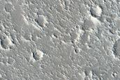 Fluvial Features in Granicus Valles