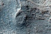 Honeycomb Terrain in Northeastern Hellas Planitia