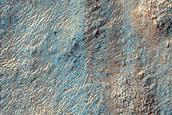 Pedestal Craters in Hellas Planitia