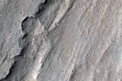 Southwest Ophir Chasma