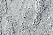 Region Surrounding InSight Lander