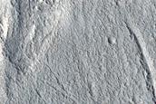Channel in Ismeniae Fossae