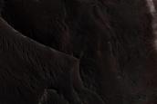 North Polar Layered Deposits Scarp