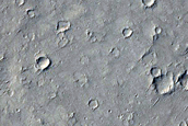 Mounds South of Apollinaris Mons