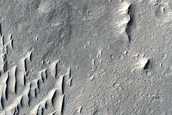 Surface Contact in Aeolis Region