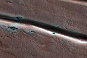 Monitoring of Dune Dubbed Furya in Chasma Boreale