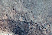 Northern Plains Crater