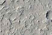 Candidate Recent Impact Site in Ceraunius Fossae
