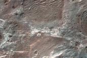 Briault Crater Dune Monitoring