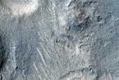 Rough Terrain in Xanthe Terra