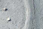 Crater and Athabasca Valles Flow