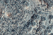 Pitted Material and Mounds in Chryse Planitia