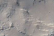 Deep Channel South of Amazonis Planitia