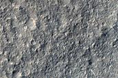 Fractured Rise in Utopia Planitia