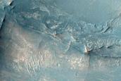 Dune Monitoring near Northeast Syrtis Major Fractured Ground