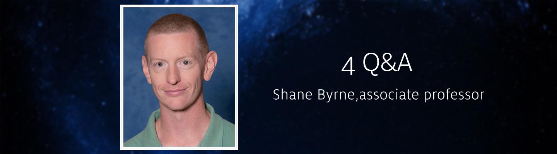 4Q&A: Shane Byrne