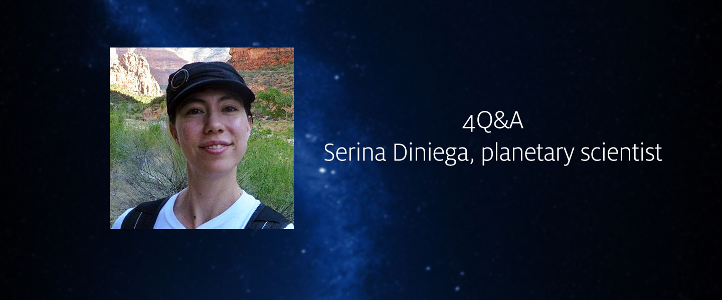 Interview with team member Serina Diniega
