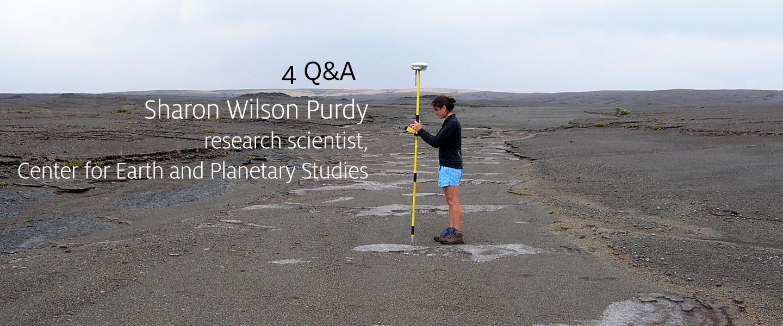 4Q&A: Sharon Wilson-Purdy