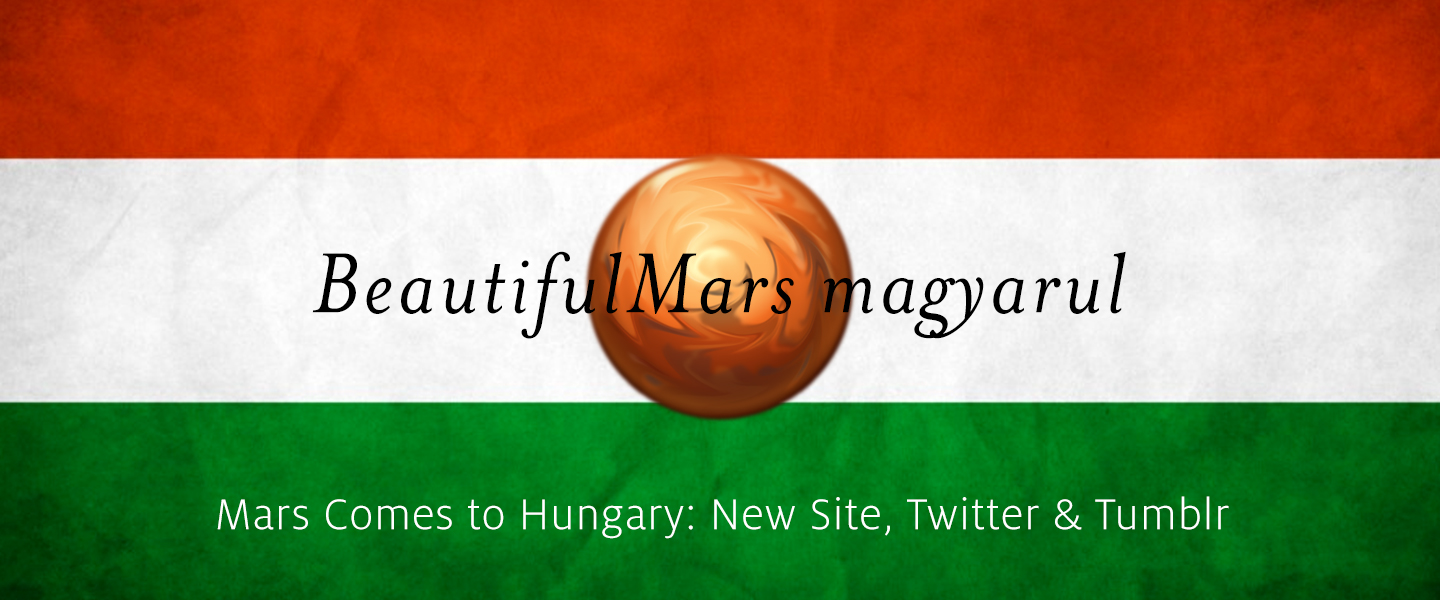 BeautifulMars Comes to Hungary