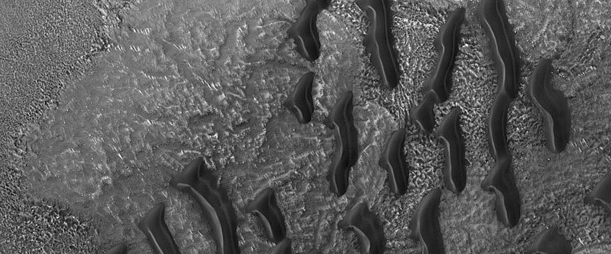 Boundary Condition Controls on the High-Sand-Flux Regions of Mars